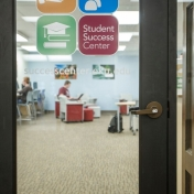 Welcome to the Student Success Center in the Crabbe Library