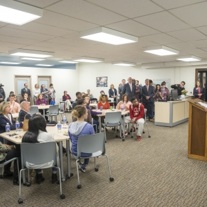 Success Center Opens